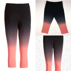 Cropped Nike Dri Fit Ombre Leggings